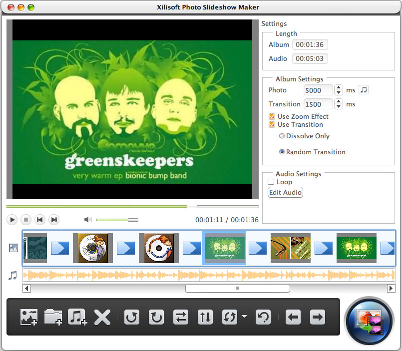 写真 スライドショー 作成 Mac、スライドショー 作成 ソフト Mac、画像 スライドショー Mac